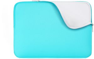 5b73b724d66017 Apower Laptop Sleeve Soft Lining Case Padded Cover Bag for 15.6 Inch  Notebook Chromebook Ultrabook-Blue