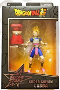 Dragon Ball Super Dragon Stars Super Saiyan Cabba Figure Series 3