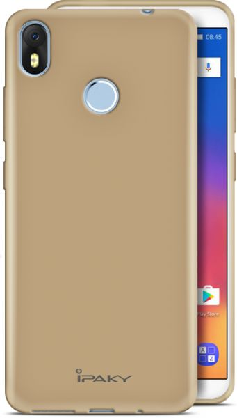 Soft Back Cover for Infinix Hot S3 X573 - Gold