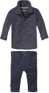 Tommy Hilfiger Polo and Shirts Set for Newborn Baby Boys - 0 Months 2e02768e425c3