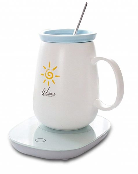 Desktop Coffee Mug Warmer Electric Cup Warmer Auto Shut Off