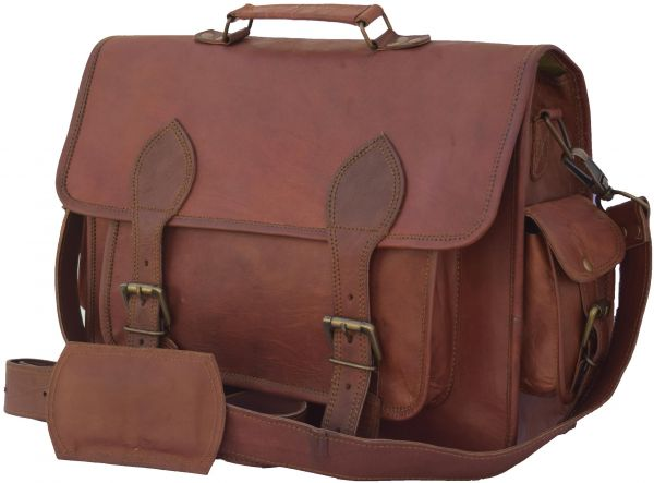 Vintage laptop briefcase very