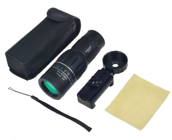 High power ultra clear double tone monocular outdoor