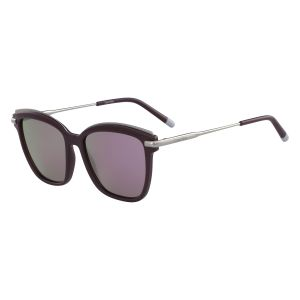 2c407982bd9 Calvin Klein Butterfly Sunglasses for Women - Lilac Lens
