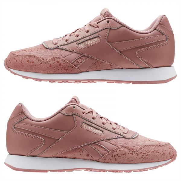 a9a0a73ae2c Reebok Classic Royal Glide Lx Sneaker for Women. by Reebok