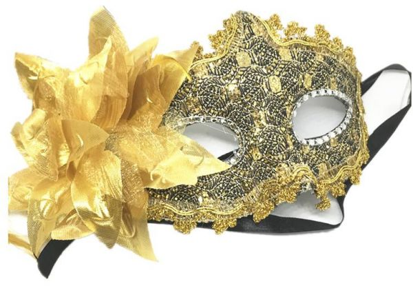 Sexy Women Half Mask High Quality Party Makeup Dance Mask Charming Adorable Half Masks To Decorate