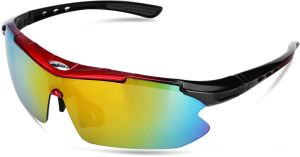 09cf5a70f4 Buy rivbos 805 polarized sports sunglasses with 5 set ...