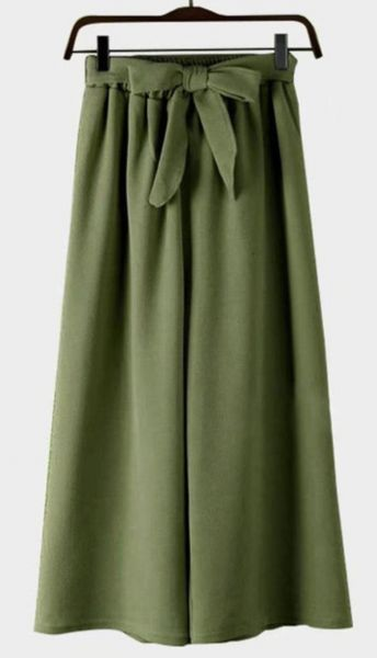 Kivenst Palazzo Trousers Pant For Women Souq Uae