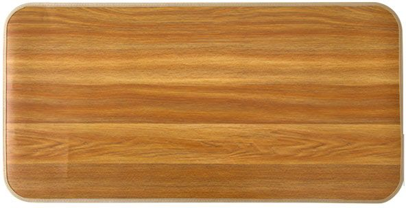 Waterproof Non Slip Wood Grain Kitchen Floor Mat Slip Resistant Home