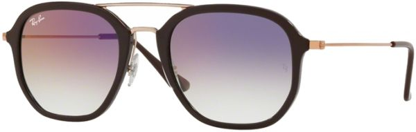 Ray-Ban Unisex Oval Sunglasses - RB4273 6335S552 - 52-21-145 mm
