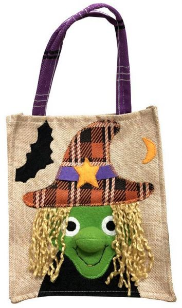 1PC Halloween Gift Bag Trick or Treat Candy Bags Sacks Witch Pattern Bags for Kids Presents | Souq - UAE  sc 1 st  Souq.com & 1PC Halloween Gift Bag Trick or Treat Candy Bags Sacks Witch ...