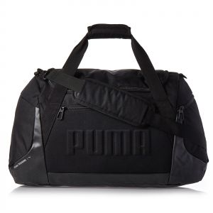 Puma Gym Sport Duffle Bag for Men - Black e1c70c7d32683