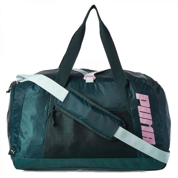 fec6e34a01 Puma Sport Duffle Bag for Women - Green. by Puma