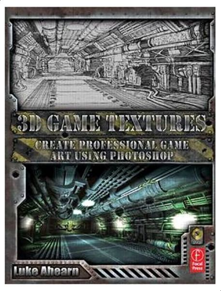 3D Game Textures Create Professional Game Art Using Photoshop By