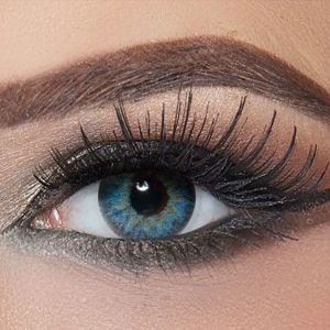 79194a335b4 Freshlady Cosmetic contact lens - N Cool blue