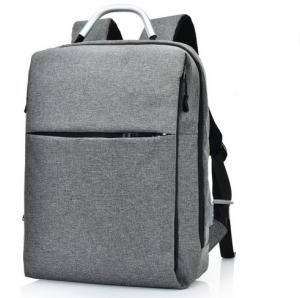 Men s wear-resistant Oxford cloth backpack USB anti-theft laptop fashion  casual multi-function bag 5ec15048754bc