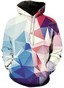 7ead95d76553 Creative geometry Hoodies For Women Men fashion Streetwear Clothing Hooded Sweatshirt  3d Print Hoody casual Pullover mm