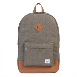9cf396335a7 Herschel 10007-01247-OS Heritage Unisex Fashion Backpack - Grey