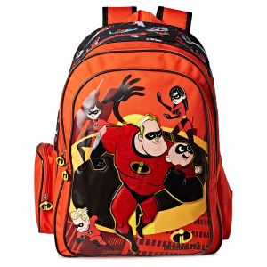 11f67a0485f4 The Incredibles School Backpack for Boys