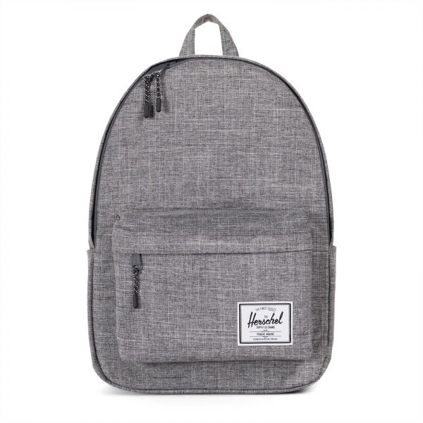 9763a29185 Herschel 10492-00919-OS Classic X-Large Unisex Casual Daypacks Backpack -  Raven Crosshatch