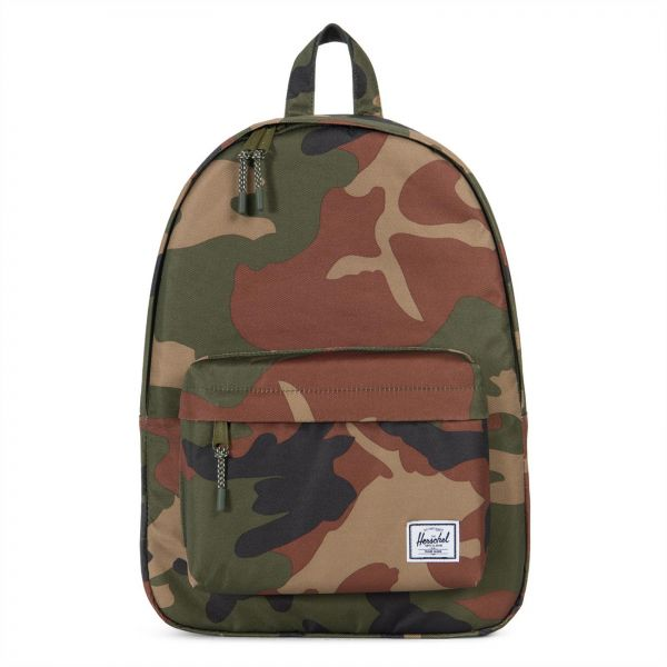 c6c6cfad2a Herschel 10500-00032-OS Classic Unisex Casual Daypacks Backpack - Woodland  Camo