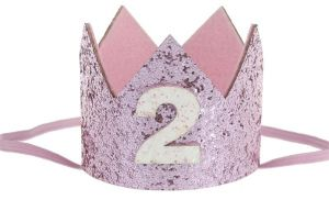 0c3a77ba851 Crown Baby Birthday Party Showing Photo Pattern Children Hair Band wear  Toddler Newborn Princess Hat Accessories