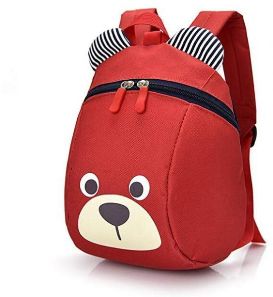 cbec0bab21 Bear Small Toddler School Backpack With Leash Children Kids Backpack Bag  Mini Travel Bag for Baby Girl Boy 1-6 Years Old