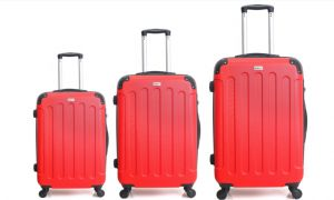 446c000f77 ACOSTA7 TURBO 3Pcs 20 24 28 inch ABS Travel Trolley Luggage Set
