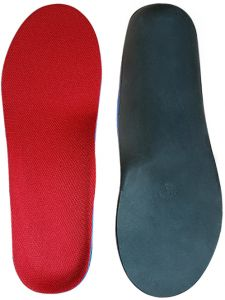 21e940b096 Orthotics Insoles Inserts Arch Support for Flat Feet Plantar Fasciitis  (Size 45-47)