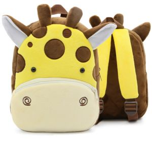 Kids Leash Bags Toddler Plush Backpack with Safety Harness Playful  Preschool Kids Snacks Bag for Little Children(0-36Mouth) Giraffe ff288174cdd