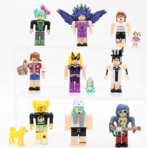Roblox Game Characters Figurines 7-8cm Action Figures PVC Doll Collection model Toys Gifts 9pcs