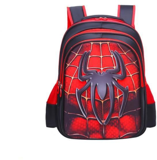 e1e0378c2191 Superhero Boys  3D School Backpack