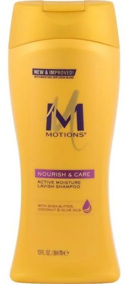 Motions Active Moisture Treatment Lavish Shampoo - 384 ML