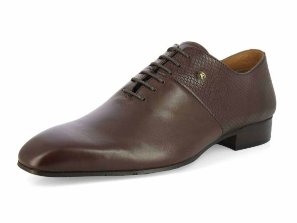3f71c52e99f76 Alberto Torresi Adriano Brown Formal Shoes For Men