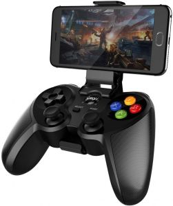 5aa28071c2f IPEGA PG-9078 Touch Pad Wireless Bluetooth Game Controller Gamepad for  Android   iOS Device - Black Color
