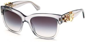 bca730615d60 Sunglasses Dolce   Gabbana DG 4247B 2916 8G Women Black ENCHANTED BEAUTIES