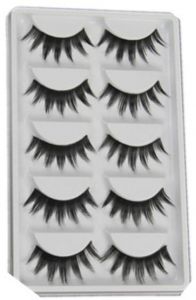 9e3354d11ea natural false eyelashes fake lashes long makeup 3D mink lashes extension  eyelash mink eyelashes for beauty 10pair/lot