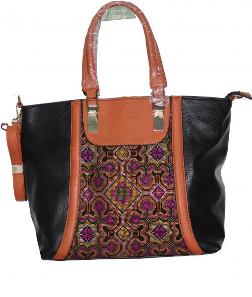 Vernika Bag For Women Black Shoulder Bags