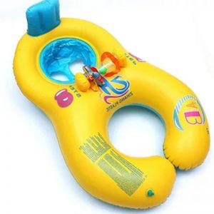 Badezubehör Lovely Baby Kids Swimming Ring Childs Inflatable Swimming Circle Rings Hf