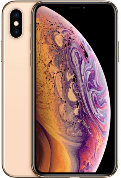 Apple Iphone Xs Max With Facetime 256gb 4g Lte Gold Souq Egypt