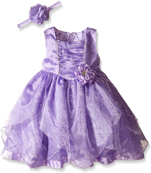 Buy Disney Little Girls\' Sofia The First Special Occasion Dress and ...