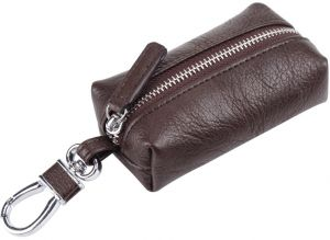 Brown Faux Leather For Men - Key Holder Wallets