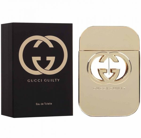 Gucci Guilty By Gucci For Women Eau De Toilette 75ml Souq Egypt