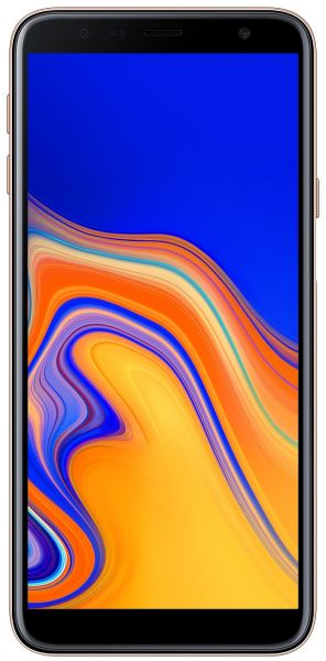 Samsung Galaxy J4 Plus Dual Sim - 16GB, 4G LTE, Gold