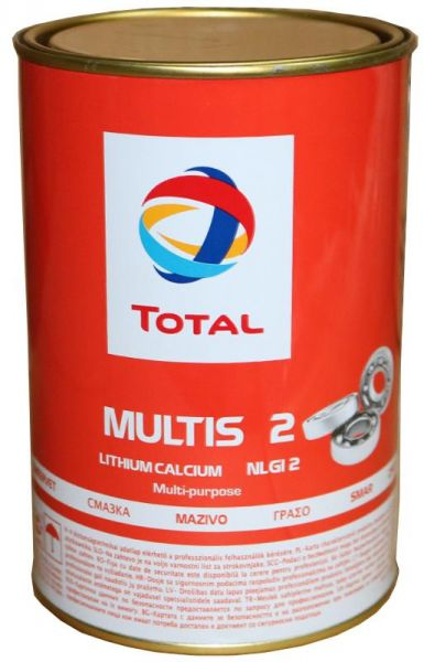 Total Multi 2 Grease Multipurpose Grease For General
