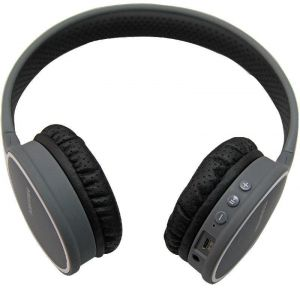 23c7031d367 Toshiba RZE-BT180H, On-Ear Headset, Bluetooth/Wired (Optional), Built-in  Microphone, Black | KSA | Souq