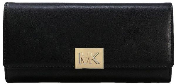 75f27ba40af4 Michael Kors Mindy Carryall Leather Black Wallet Souq Uae. Home Brand  Michael Kors Black Handbag Bo