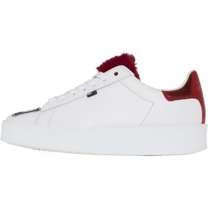 ff90b0ed7 Tommy Hilfiger White Fashion Sneakers For Women