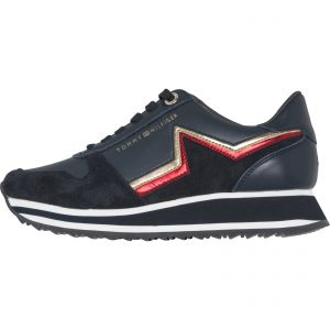 3e2972dac4ab8c Tommy Hilfiger Multi Color Fashion Sneakers For Women