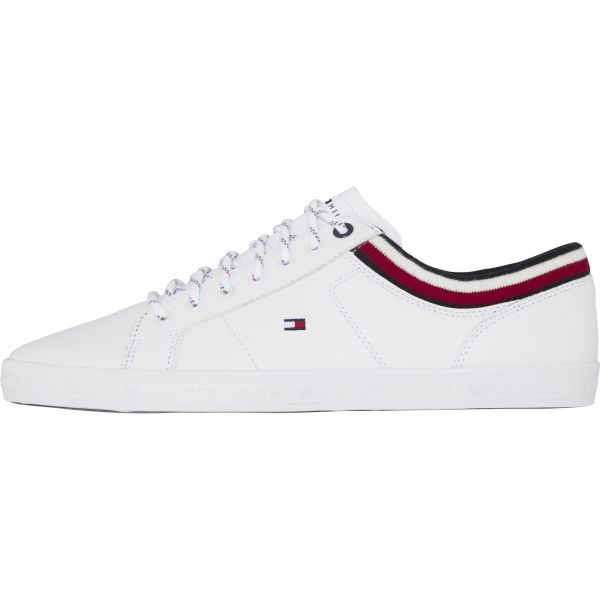 1a11946fc7e076 Tommy Hilfiger Low Cut-Sneakers For Men - Classic White